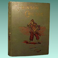 """""""Robinson Crusoe"""" Illustrated Walter Paget"""