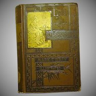 "1St Ed, 2nd state, ""Life on The Mississippi""   Mark Twain"