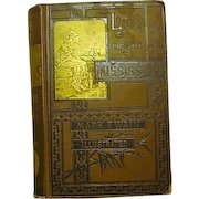 """1St Ed, 2nd state, """"Life on The Mississippi""""   Mark Twain"""