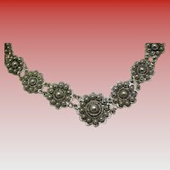 Antique  1800's Zeeland, the Netherland.. Zeeuws Knoopje Necklace