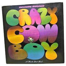 """1st Ed. """"Crazy Cowboy"""" a Oliva y los Carella, 1972,"""