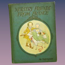 """Nursery Friends From France""  Illustrated by Maud and Miska Petersham"