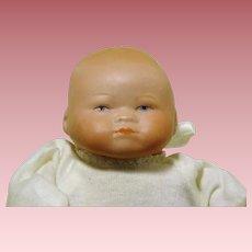 """Tiny"" Rare Gerling Baby 6"""