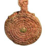 Victorian Handmade Ribbon Purse