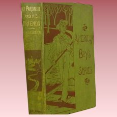 "1st Ed "" Ike Partington"" or The Adventures of a Human Boy, Pub.1878, B. P. Shillaber"