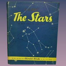 "8th issue of 1st 1966,""The Stars"" H. A. Rey"