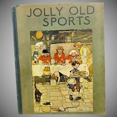 """Jolly Old Sport"",   Frank Adams 1919"