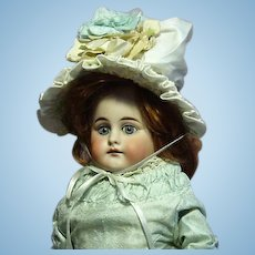 Kestner Shoulder Head G 1 French Market Doll 18""
