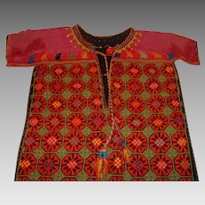 Middle Eastern Arab Embroidered Shirt