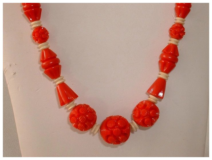 shop red s u piece jewelry store africa international products making online bead a matted beads neck small for
