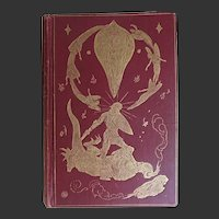 The CRIMSON Fairy Book 1st Edition 1903 Andrew Lang Illust. HJ Ford