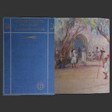 'Sketch~Book & Diary' 1909 Elizabeth Butler Ground Breaking Lady Painter 28 watercolours - Ireland ~ Italy ~ Egypt ~ S Africa