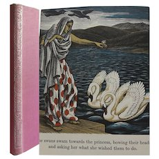 'The Bird Talisman' by H A Wedgewood Woodcuts by Gwen Raverat  1939 pub Faber & Faber