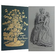 A BEAUTIFUL BINDING 1891 'Cranford' by Mrs Gaskell illustrated lavishly by Hugh Thomson