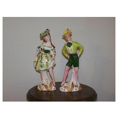 Decorative Boy and Girl Figurines