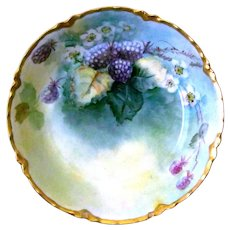 Handpainted Haviland Bowl