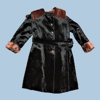 Antique Child's Coat - Layaway