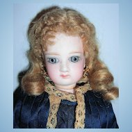 "14"" All original Jumeau French Fashion Doll"