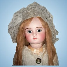 "RAREST OF RARE 33"" Antique Steiner C Doll w/Bisque Hands and Closing Eye Mechanism - Layaway"
