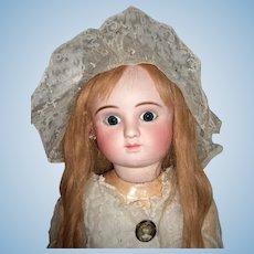 "RAREST OF RARE 33"" Antique Steiner C Doll w/Bisque Hands and Closing Eye Mechanism - Layaway"