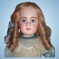 "Darling 26"" Simon & Halbig 939 Sz 15 Antique Doll for French Market - Layaway"