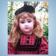 "HUGE 30"" Jumeau Antique Doll - Layaway!"