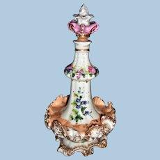 """10"""" Jacob Petit Antique Perfume Scent Bottle"""