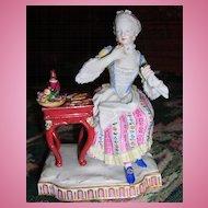 Meissen Figurine Sense of Taste - First Quality - Layaway!