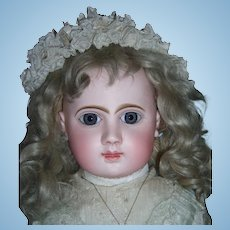 Early Pressed Bisque  Phoenix Steiner Antique Doll - Layaway