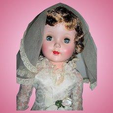 """23"""" MINT Sweet Sue Walker  - Wedding Gown"""
