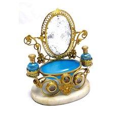Palais Royal Opaline Perfume Set
