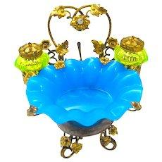Rare Palais Royal Bell and Perfume Set