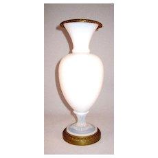 Napoleon III Opaline Vase