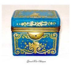Antique French Cherub Casket