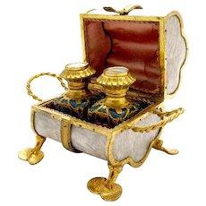 Antique French Scent Casket