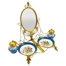 Antique Palais Royal Porcelain Perfume Set