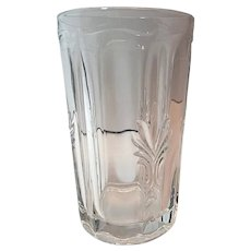 RARE Vintage Fostoria Baroque 5 Ounce Flat Tumbler Crystal Clear More Available