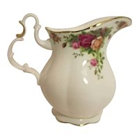 Royal Albert Old Country Roses Lg 32 Oz Water Pitcher Ewer England