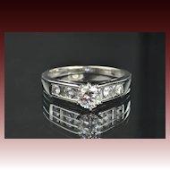 .94 Carat Diamond Engagement Ring / CLEARANCE SALE!!