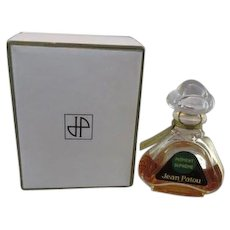 Jean Patou Sealed Perfume Bottle with Box
