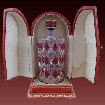 Hudnut Soiree Perfume Bottle and Box - Viard