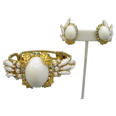 Juliana/D & E Clamper and Earrings