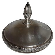 925 Sterling Silver Prelude by International Marmalade/Jelly/Jam Lid Only