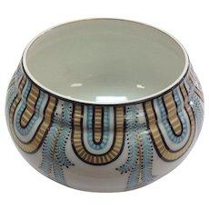 Made in France nationale manufacture Sevres Bowl RF LF D'Afres Yvonne Cerf Bowl