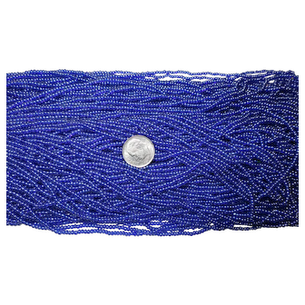 Shiny Periwinkle Czech/Czechoslovakia Glass Seed Beads for Jewelry Making 333 grams