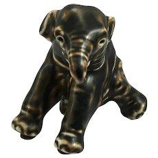 Royal Copenhagen Elephant 22740