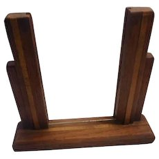 Art Deco Wood Frame