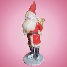 Vintage Made in Japan Santa Composition Figure