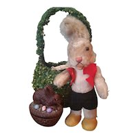 1940's Steiff Dressed Nikili Rabbit
