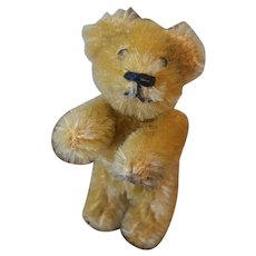 """Vintage 1940's Schuco 2 3/4"""" Teddy Bear"""